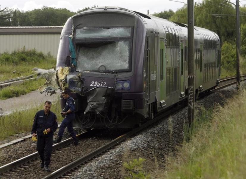 Amendes contre la sncf et rff pour l'accident d'allinges en 2008