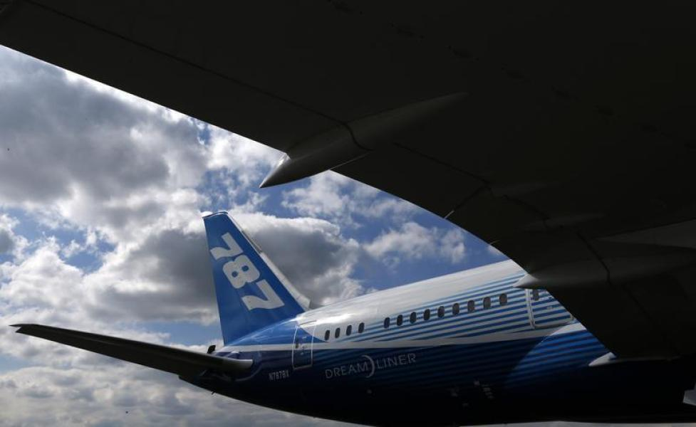 Nouvel incident concernant un boeing 787 dreamliner