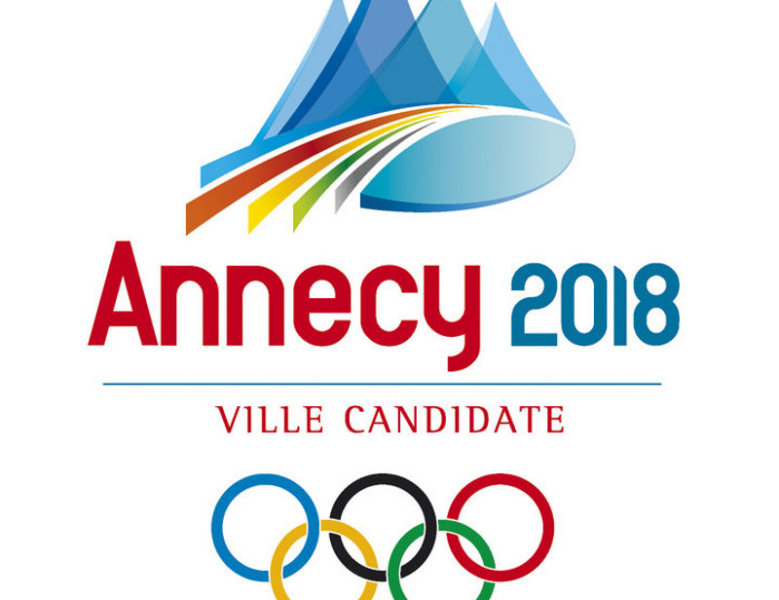 Annecy 2018 tient son stand