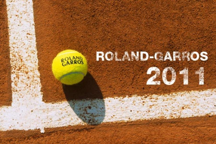 La minute people de Roland-Garros