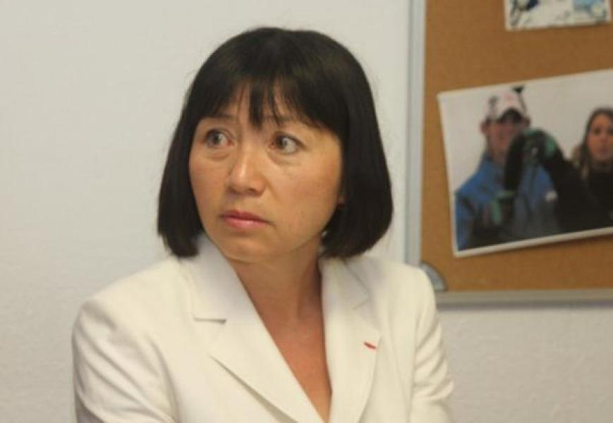 Anh Dao Traxel, fille adoptive du couple Chirac.