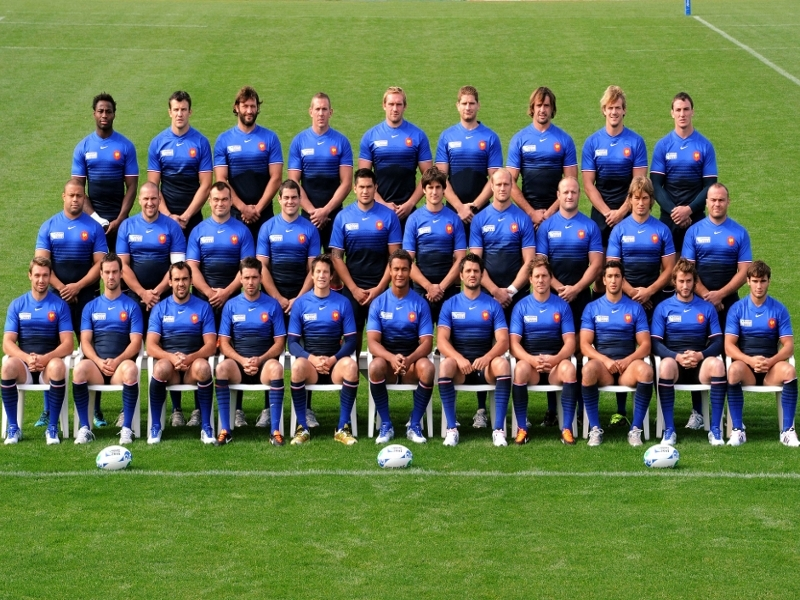France-Angleterre : les compos