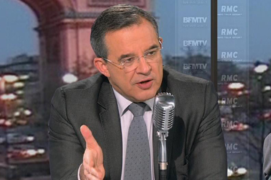 Thierry Mariani sur RMC et BFMTV.