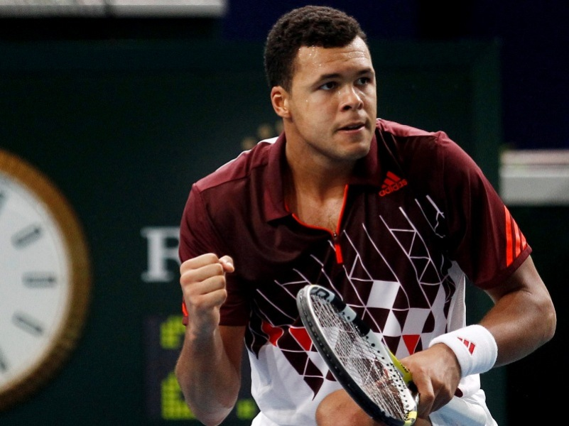 the best attitude 5952c 56a98 Jo-Wilfried Tsonga