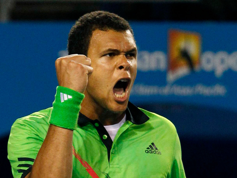 Jo-Wilmfried Tsonga
