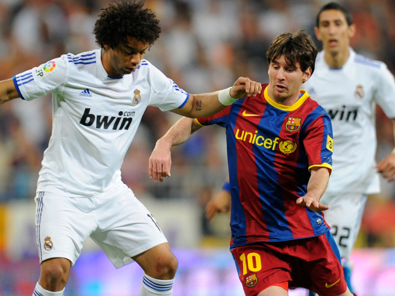 Barcelone – Real Madrid : 2-0 (MT)
