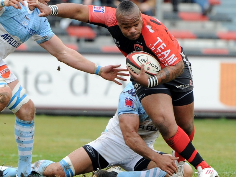 Toulon s'arrache face au Racing