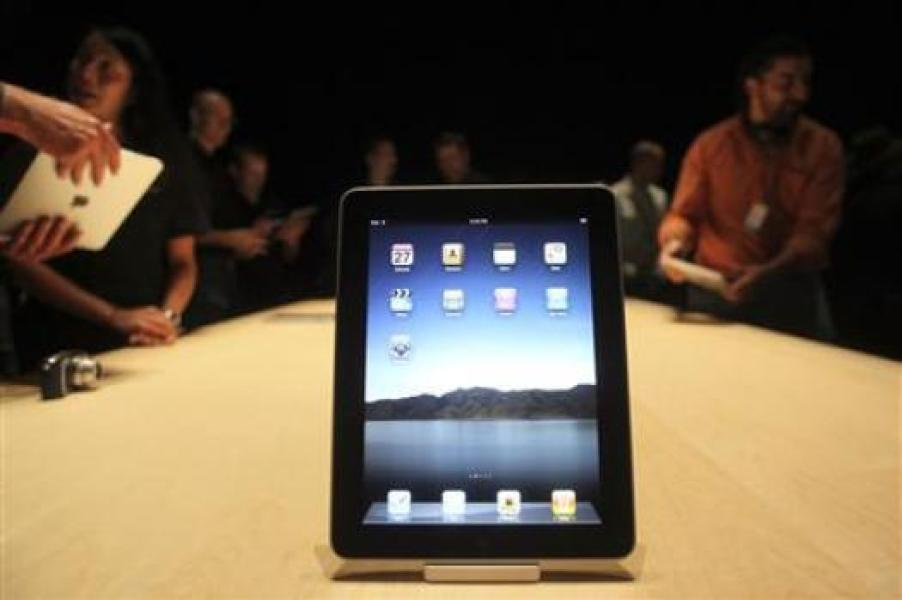 L'iPad 2 de Apple