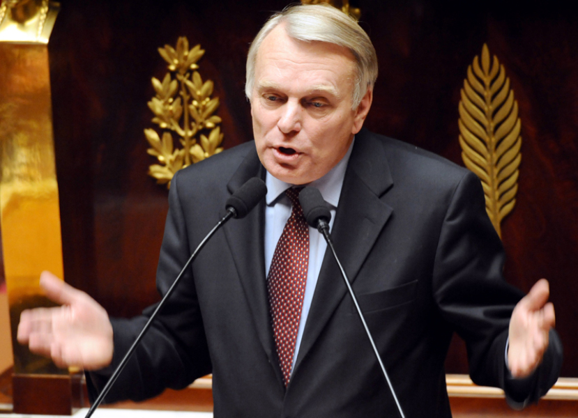 Jean-Marc Ayrault passe son grand oral