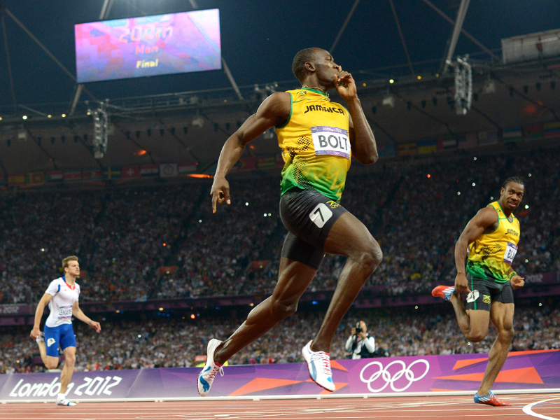 Bolt n'a plus de respect pour Carl Lewis