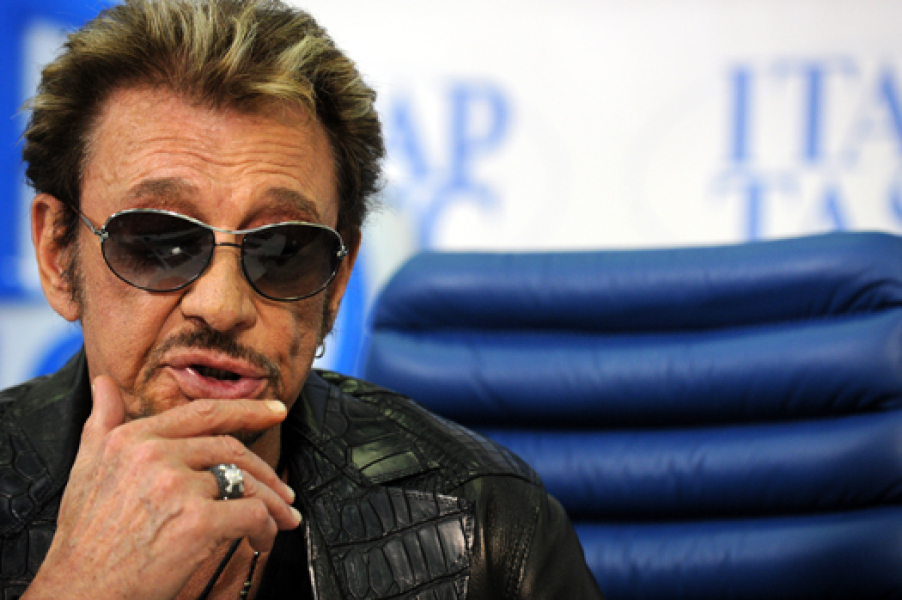 Johnny Hallyday « en réanimation », selon l'hôpital