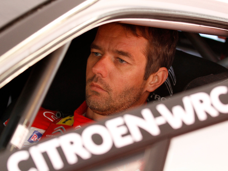 Rallye de France : Loeb : « L'annulation ? C'est normal »