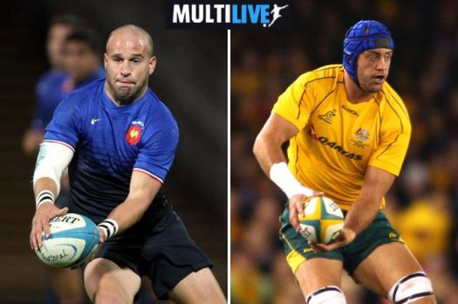France-Australie : les Wallabies égalisent