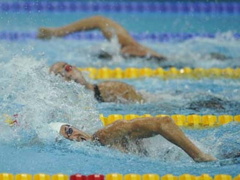 Natation – Leisel Jones prend sa retraite