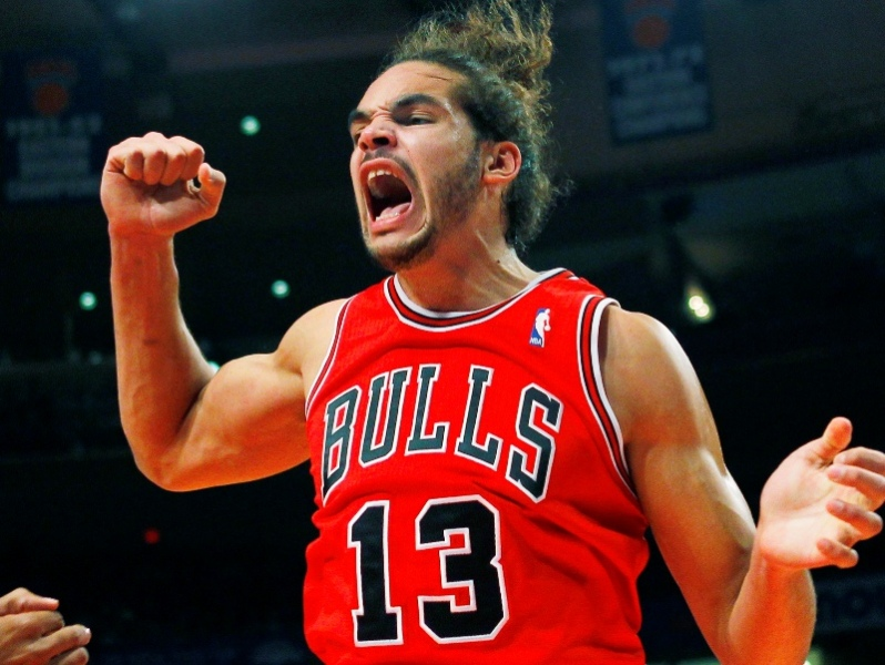 Chicago : J.Noah, les Bulls avant le All Star Game
