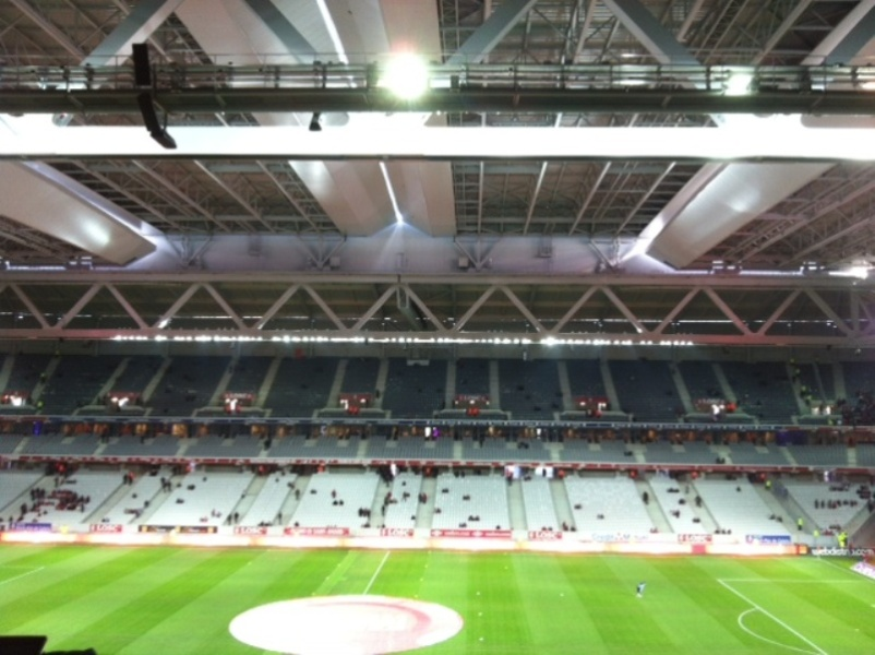Lille-Nice : Seulement 30 000 supporters au Grand Stade