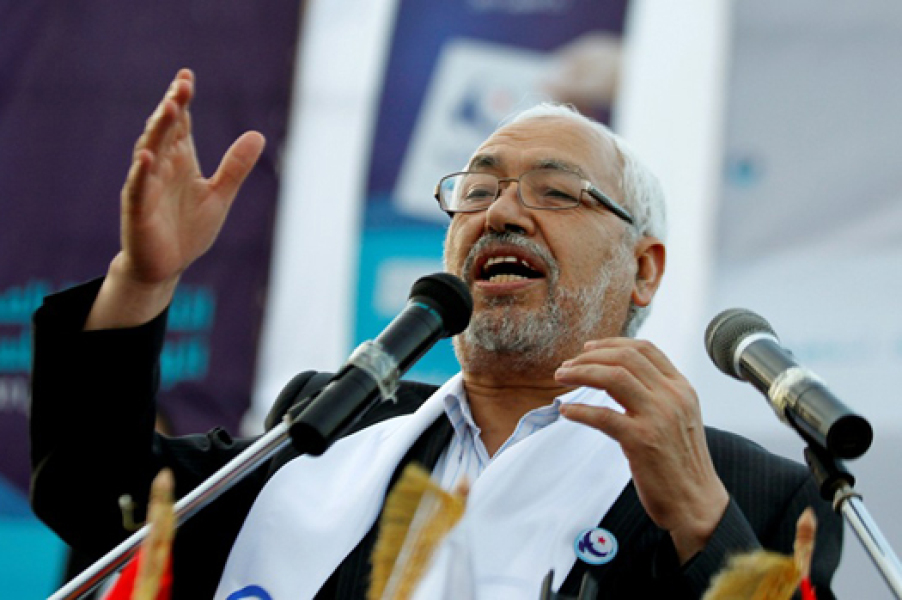 Rached Ghannouchi nie toute implication de son parti Ennahda dans cet assassinat