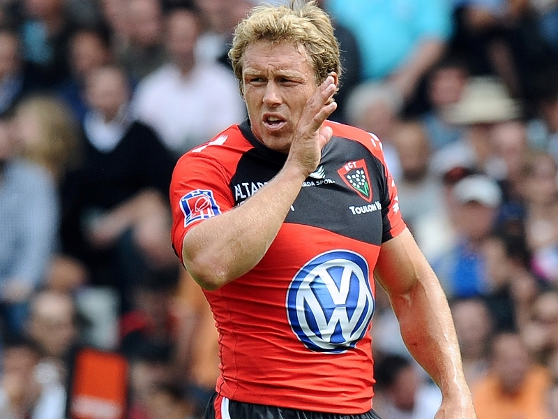 Toulon : Wilkinson, un an de plus