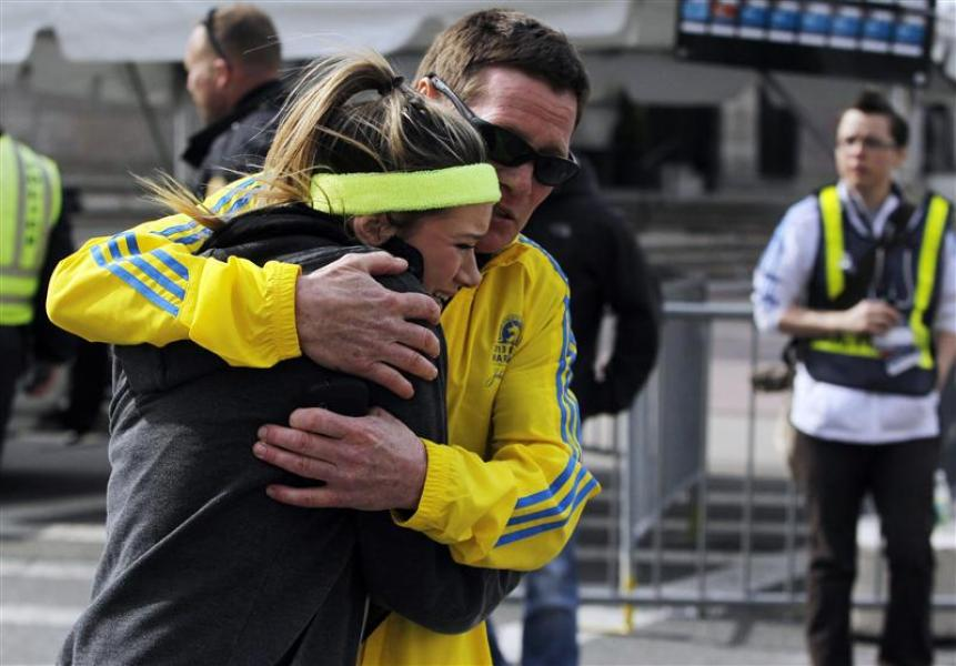 Explosions de Boston : « J'en tremble encore »