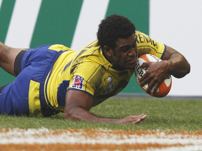 Clermont-Munster : 13-3 (MT)