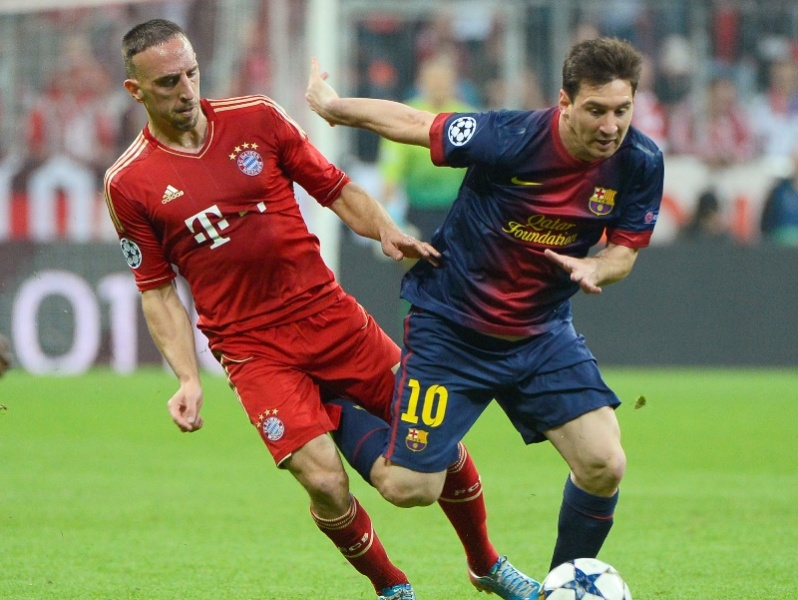 Barcelone : Messi Soulier d'or