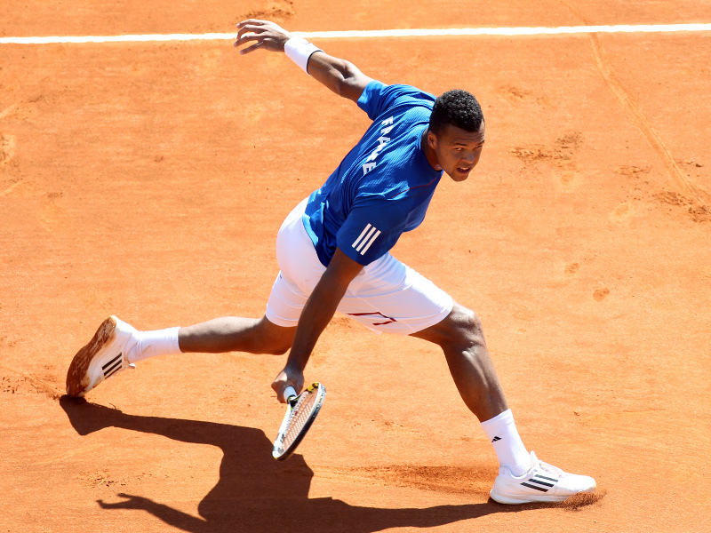 Forget : « Tsonga, c'est la force tranquille »