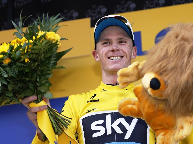 Christophe Froome