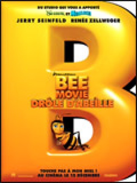 «Bee movie - drôle d'abeille  »