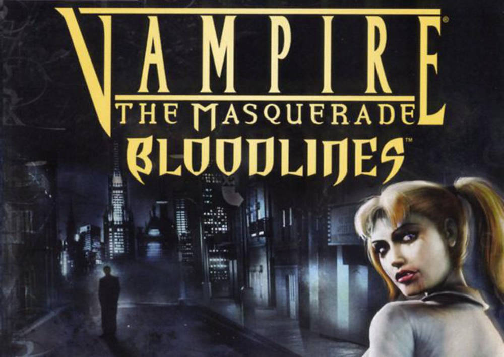 Vampire The Mascarade : BloodLines
