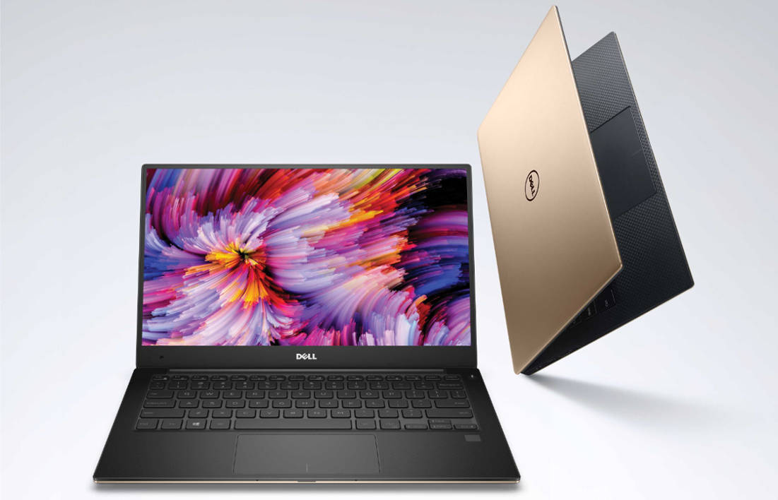 Dell XPS 13 Rose Gold