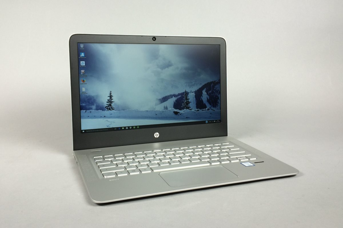 Test complet du HP Envy 13