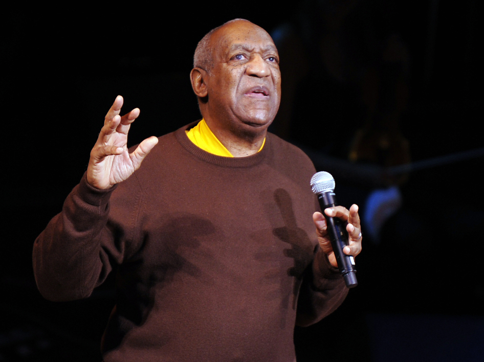 Bill Cosby en octobre 2010.