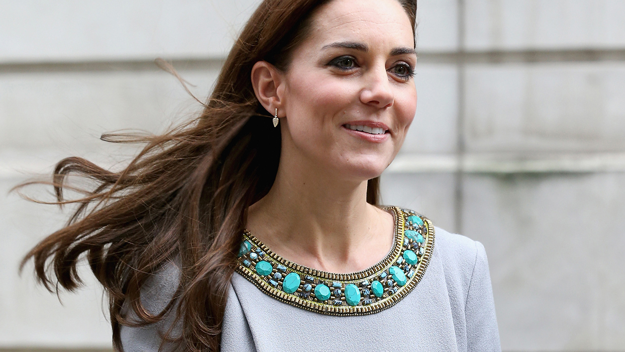 Kate Middleton à Londres en novembre 2015