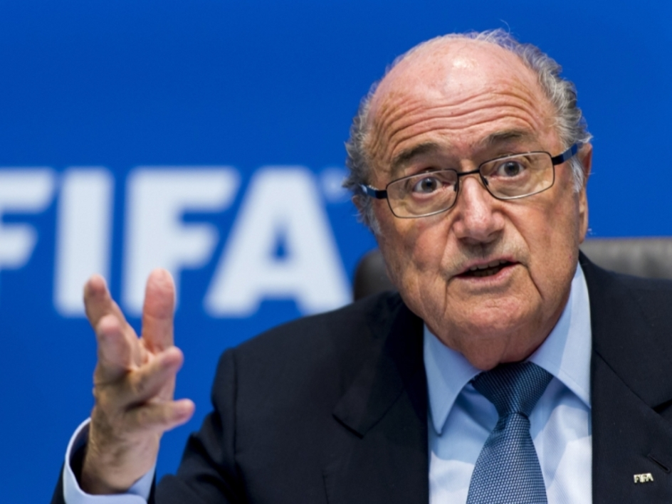 Fifa: Blatter, le one man show continue