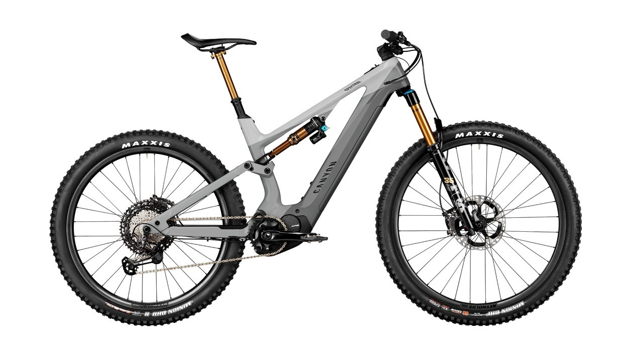 Canyon Spectral : ON CF 9