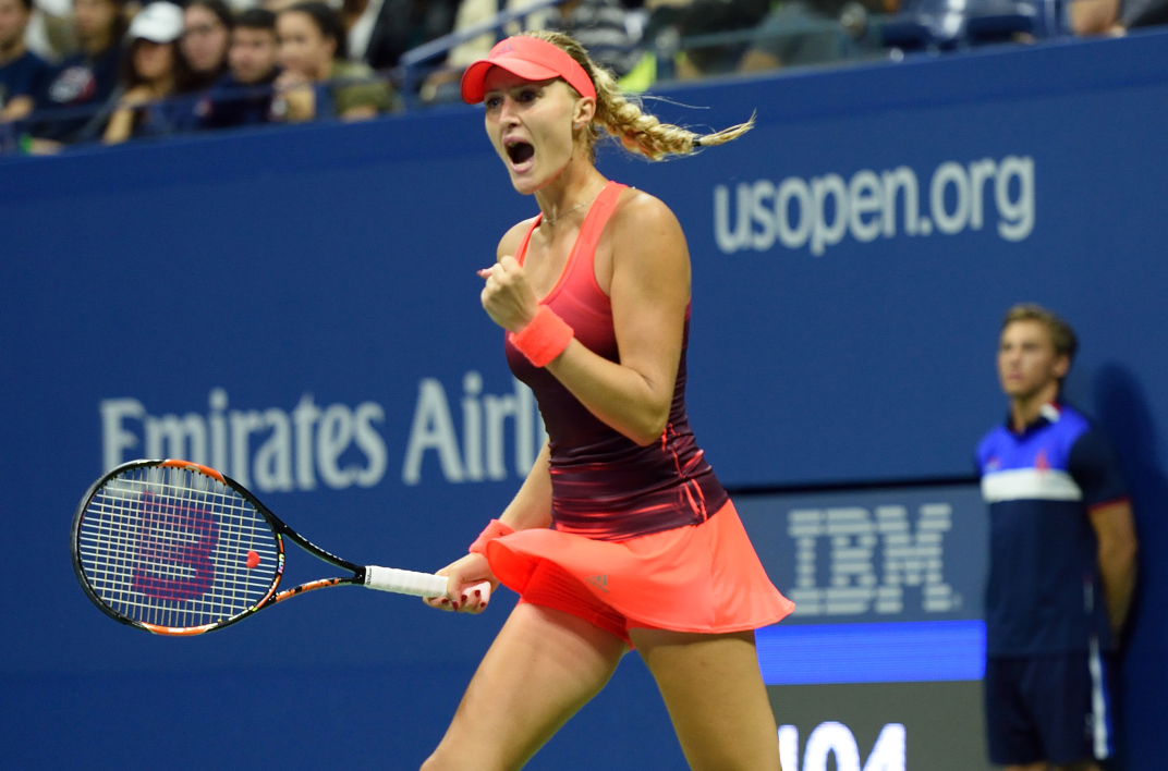 US Open: Mladenovic continue de grandir
