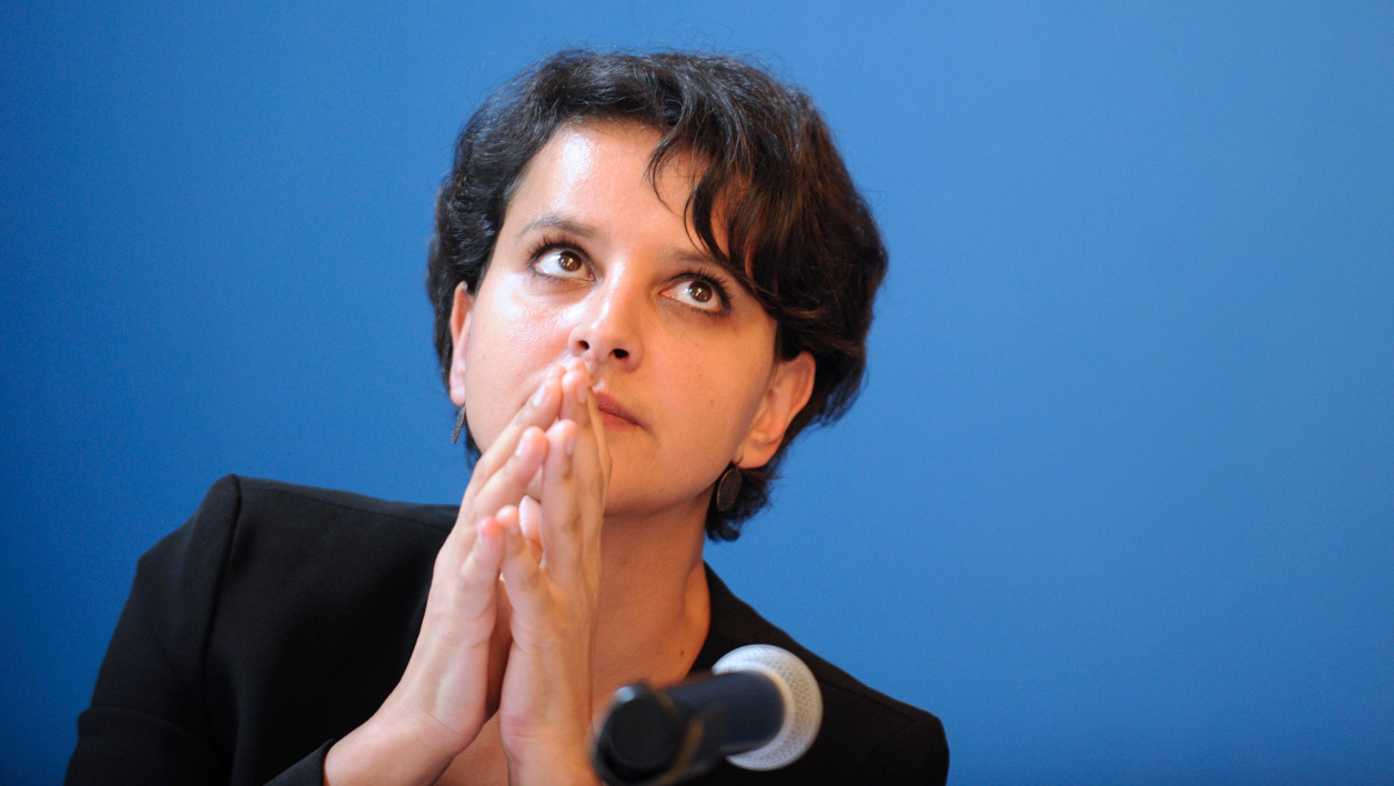 Najat Vallaud-Belkacem, ministre de l'Education nationale