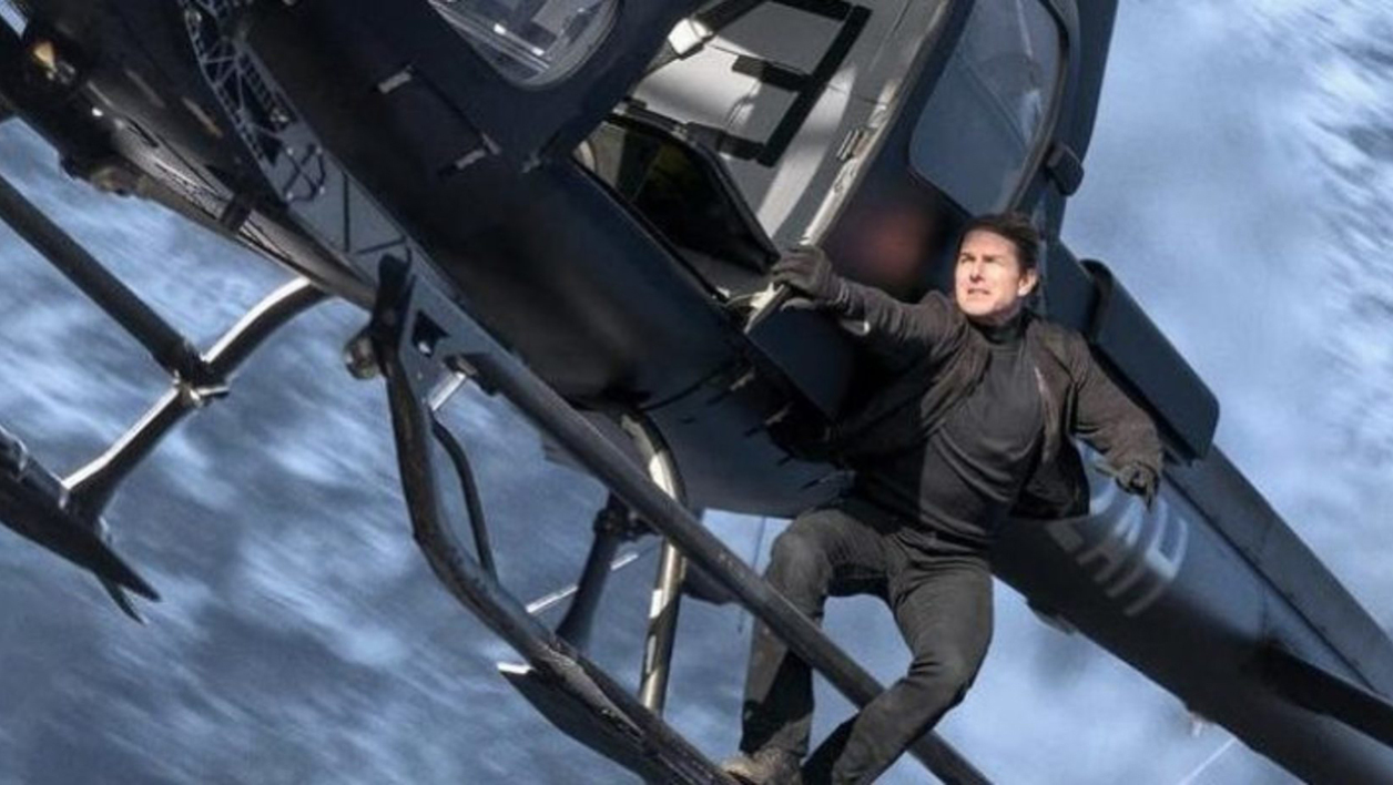 Tom Cruise in Mission: impossible Fall out
