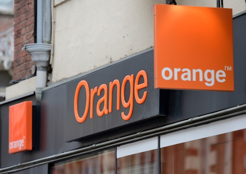 Boutique Orange (photo d'illustration).