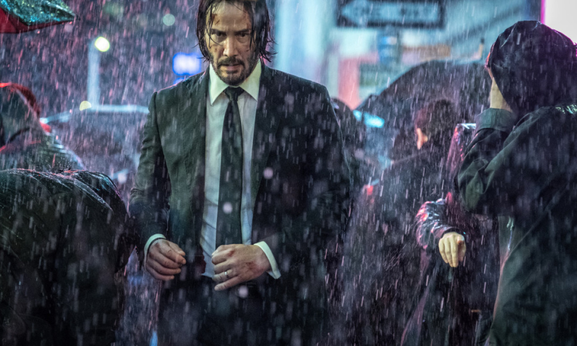 John Wick 3 flingue Avengers Endgame de la tête du box-office US