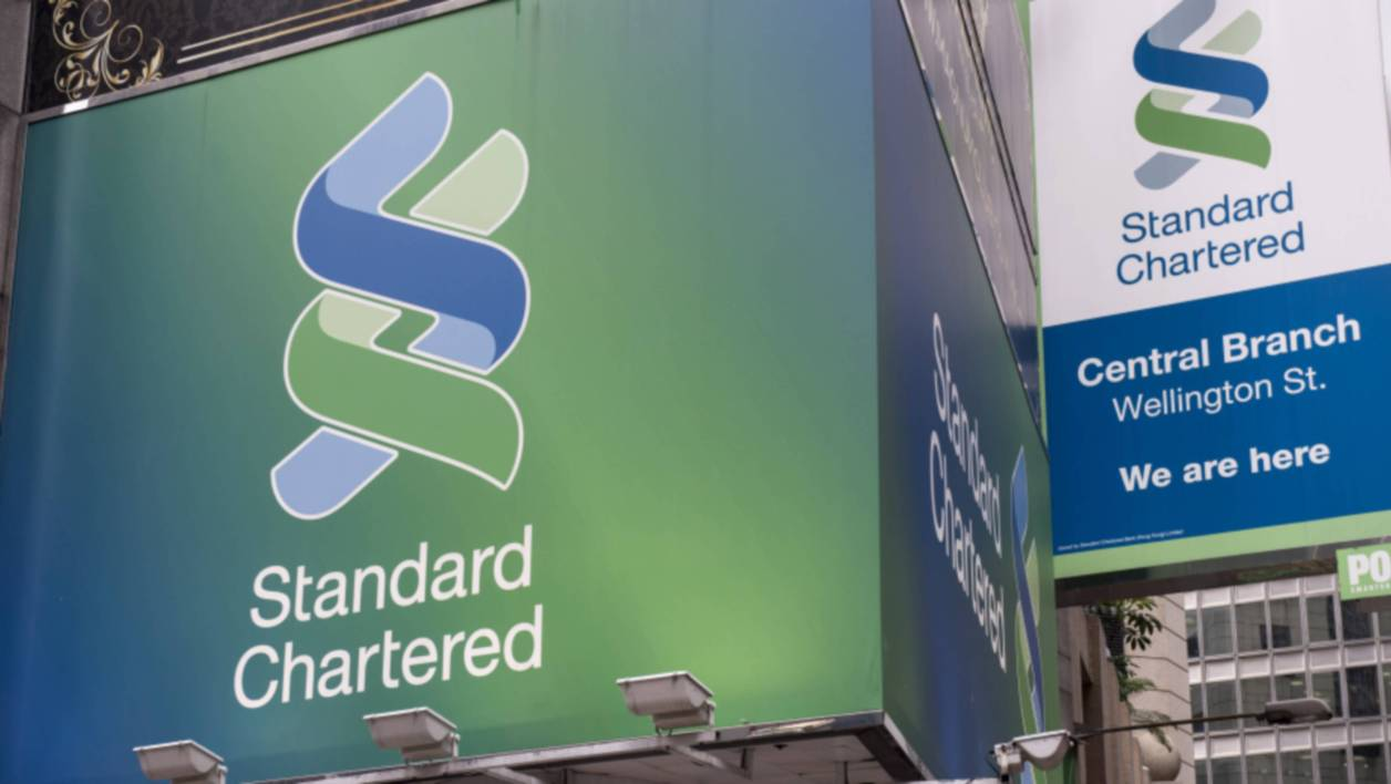 Standard Chartered amende
