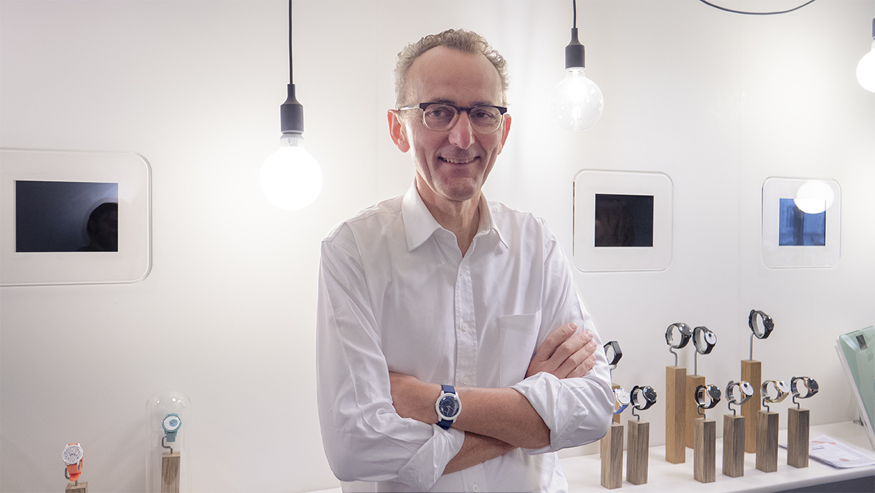 Eric Carreel, le fondateur de Withings.