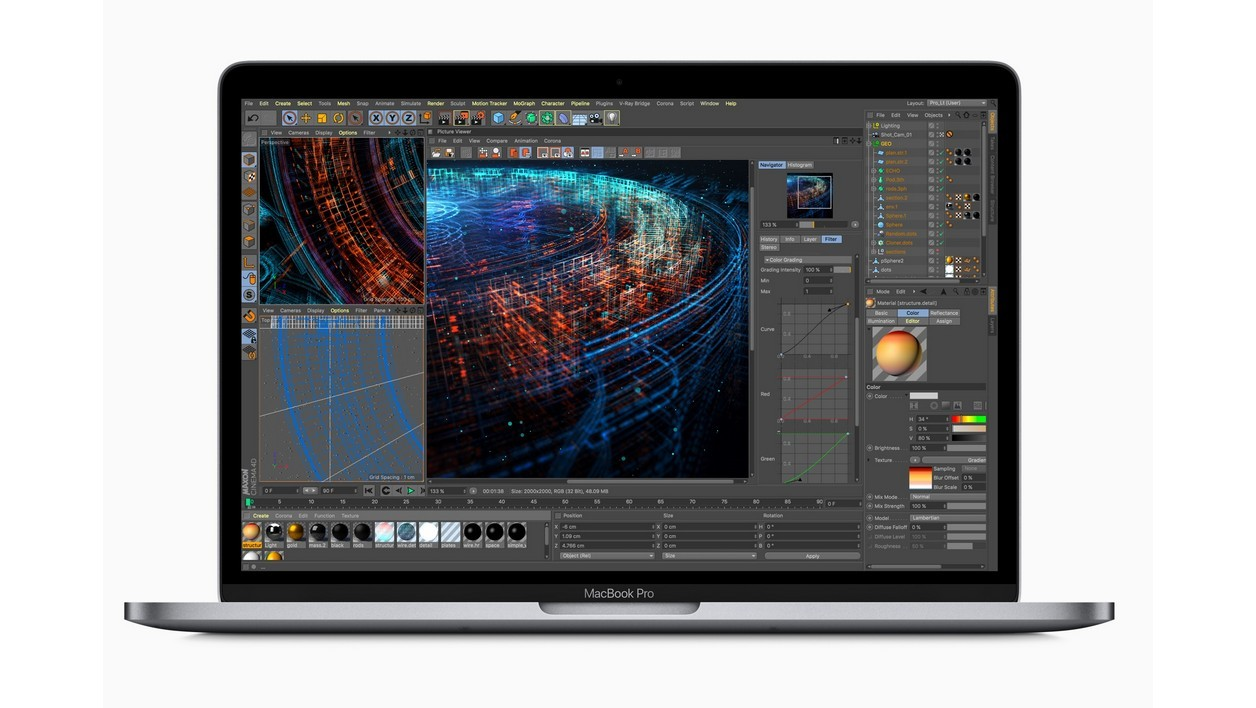 Apple MacBook Pro 15 pouces Core i9 2,9 GHz 2019