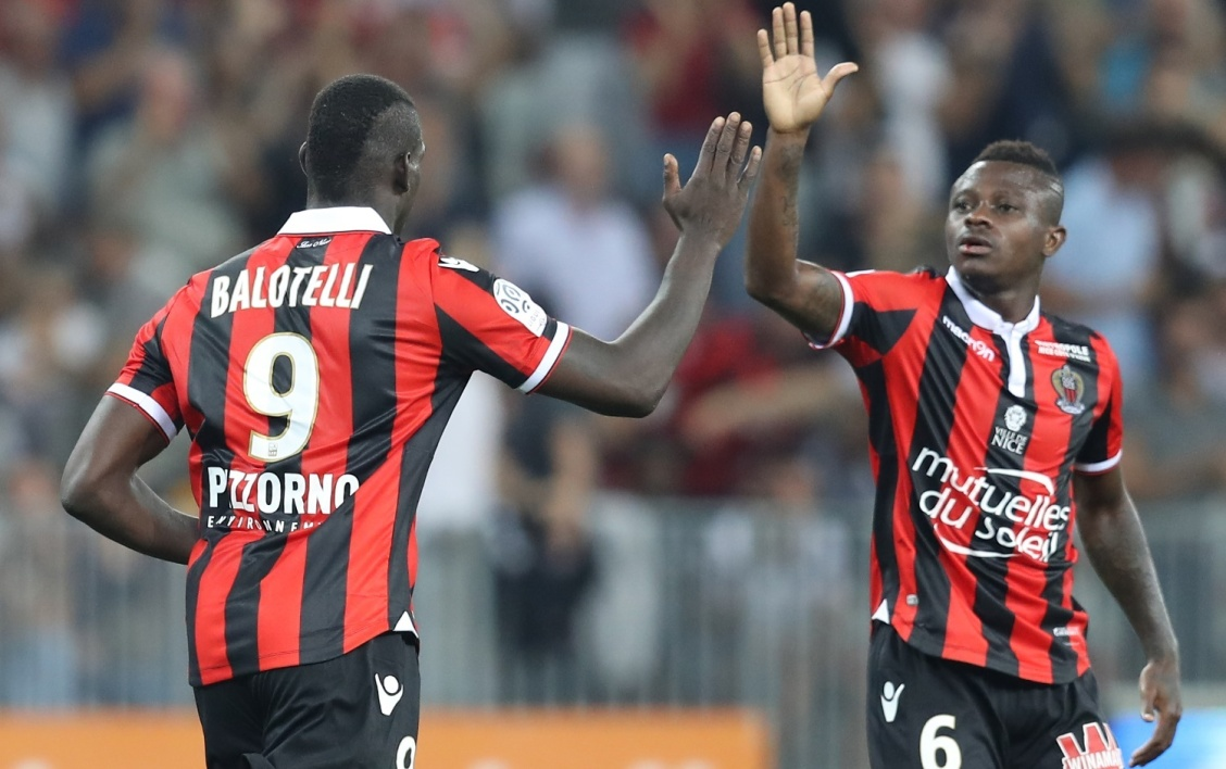 nice dijon balotelli assure la supr matie ni oise. Black Bedroom Furniture Sets. Home Design Ideas