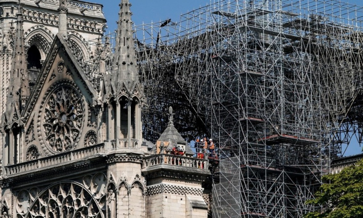 Reconstruction de Notre-Dame: attention aux sites de dons frauduleux