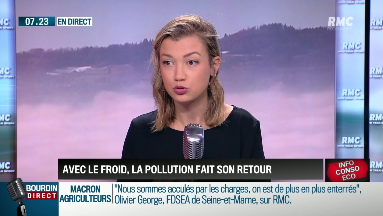 Dupin Quotidien : Comment se protéger de la pollution ?