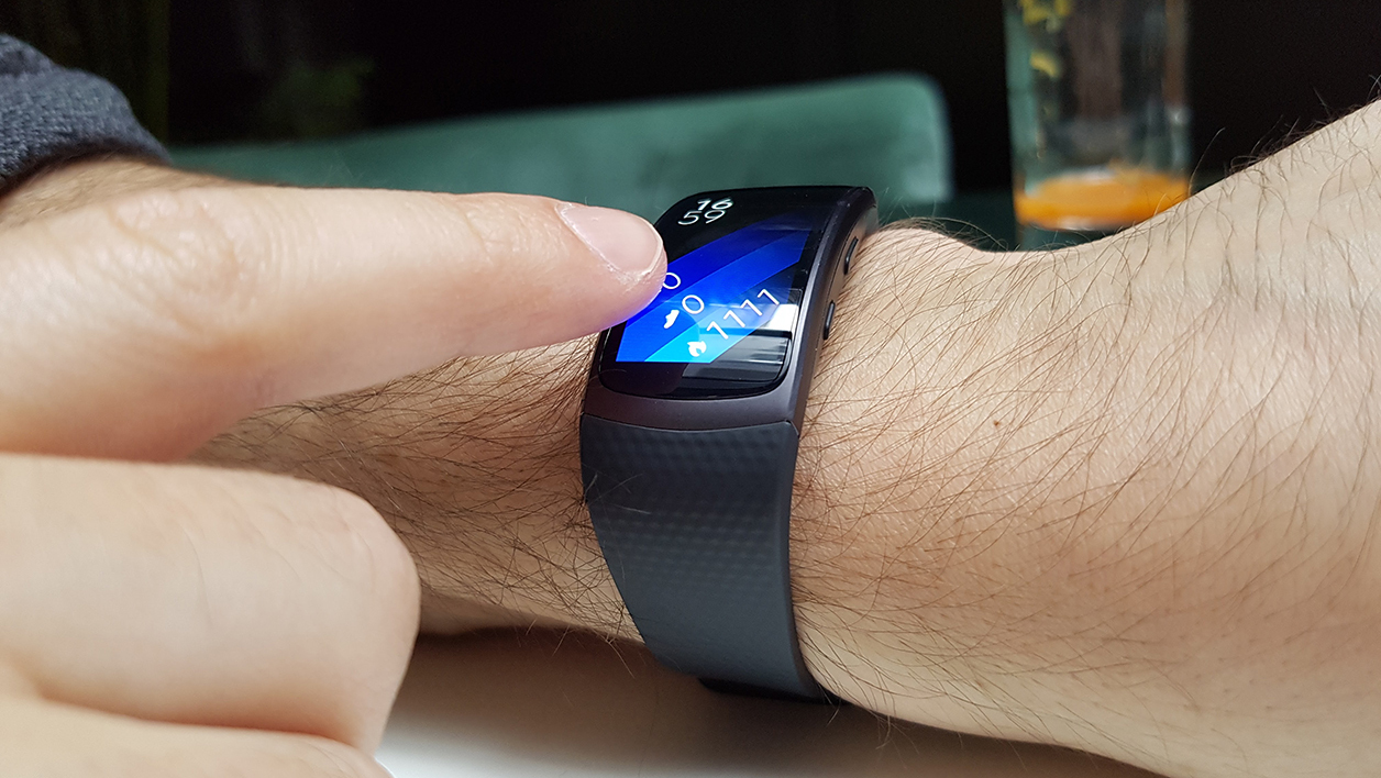 Le Samsung Gear Fit2