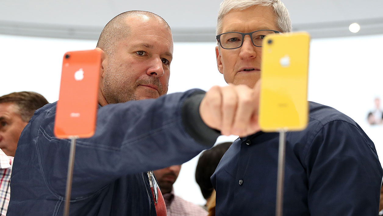 Jony Ive, designer légendaire de l'iPhone, quitte Apple