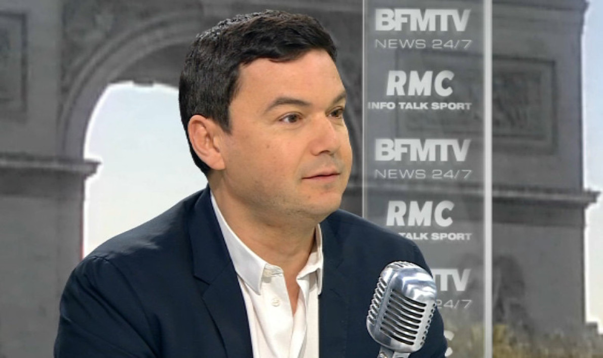 Thomas Piketty face à Jean-Jacques Bourdin: les tweets de l'interview