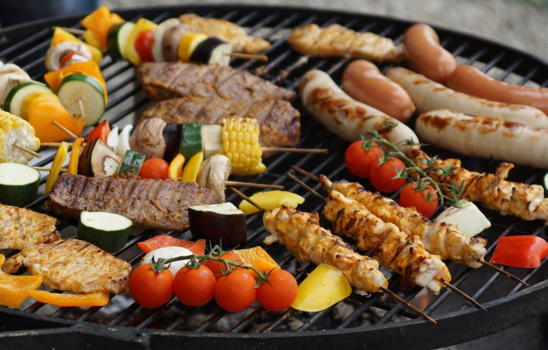Barbecue article